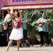 Facebook Festivals - Island Vibes