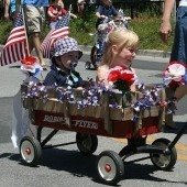 Fourth of July Parade and Celebration