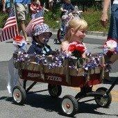 Desfile y Celebración para el Cuatro de Julio