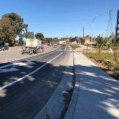 El acceso de Marsh Road a Independence Drive y Constitution Drive ahora está abierto