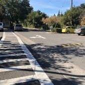 Crosswalks, speed bumps benefit users at Onetta Harris Community Center and Beechwood School