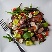 Thumbnail--salad-and-fork-on-a-plate
