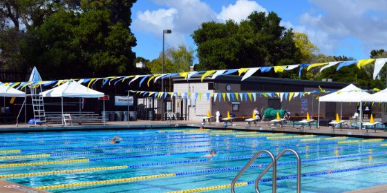 Get your swim on! Pools now open 7 days per week