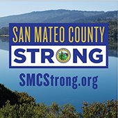SMC Strong text over photo of reservoir