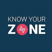 Know Your Zone campaign logo