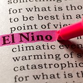 Officials announce El Niño has arrived