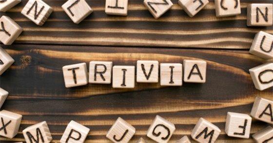 Book-ish Trivia Night returns!