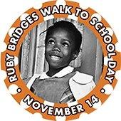 Ruby Bridges Walk to School Day logo