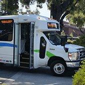 menlo park shuttle bus