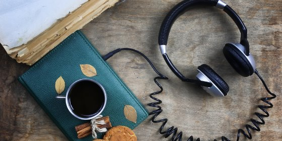 Audiobooks on Overdrive
