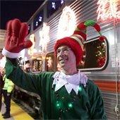 Caltrain Holiday Train
