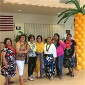 Senior Center Beach Dance Party