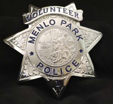 Volunteer Badge