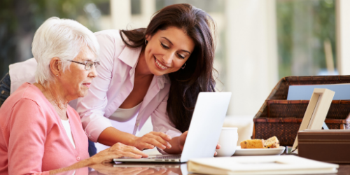 Blog-posts--young-female-assists-older-female-with-a-laptop-computer