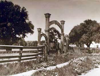 Menlo Park Gates