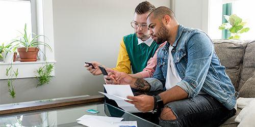 Blog--Interracial-gay-couple-reviews-their-expenses