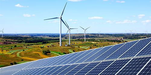 Blog--solar-panels-and-wind-turbines-generate-clean-renewable-electricity